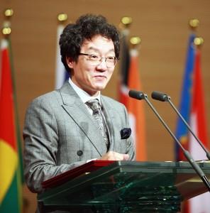 Pastor Sung-Hyun Kim